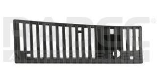 rejilla cofre nissan d21 superior 1990-1991-1992-1993 negra