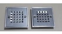 rejilla cuadrada perforada 15x 15 cr fp (faucets) original