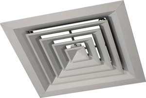 rejilla  de aire acondicionado 10 x10