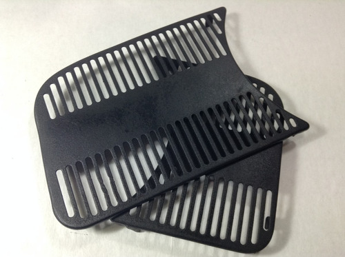 rejilla de tablero negras originales usadas vw sedan