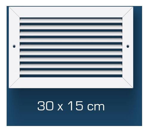 rejilla de ventilacion 30x15 - interpolar -