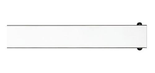 rejilla desague acero ducha lineal fluenza clasico bril 70cm