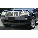 rejilla frontal jeep grand cherokee 06/10 ch1201107