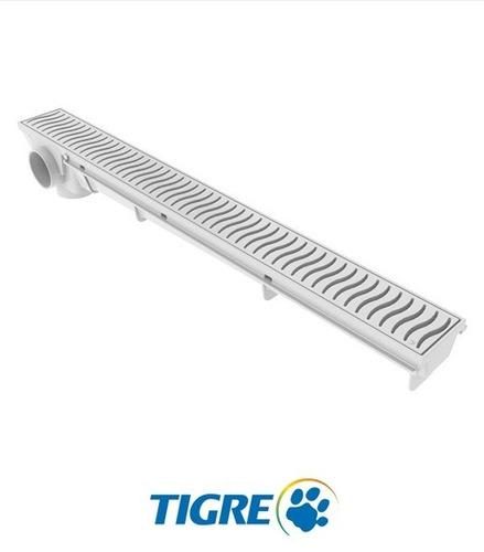 rejilla lineal de 50 cm de pvc marca tigre