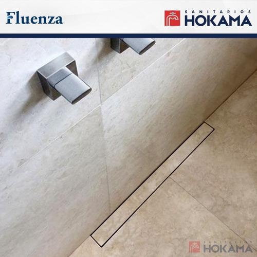 rejilla lineal ducha 30cm revestimiento porcelanato ceramica