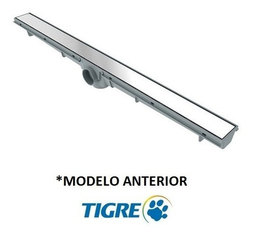 rejilla lineal tigre 70cm acero inoxidable modelo anterior