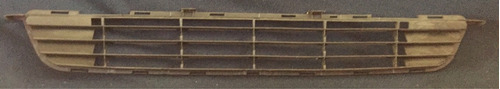 rejilla parachoques corolla 09 al 11 original