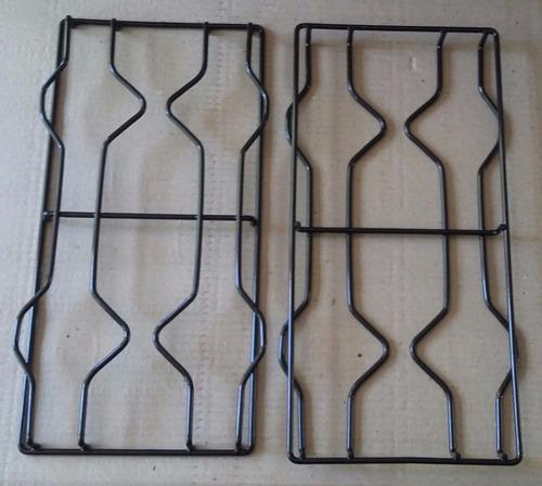 rejilla plancha ariston zanella/ indesit (juego) 48,5 x 23,5