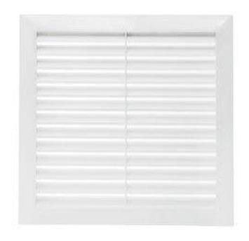 rejilla ventilacion 30*30 blanco grival 937300001
