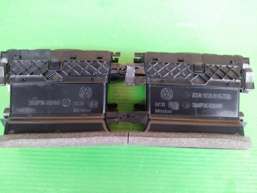 rejillas aire tablero jetta a6 difusor central