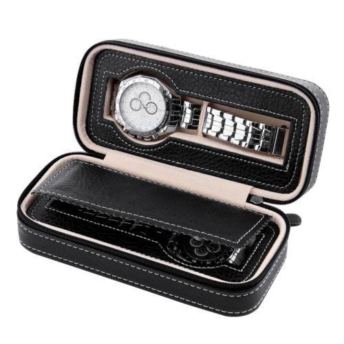 rejillas de 2/4/8 portables muñeca reloj caja regalo caja de