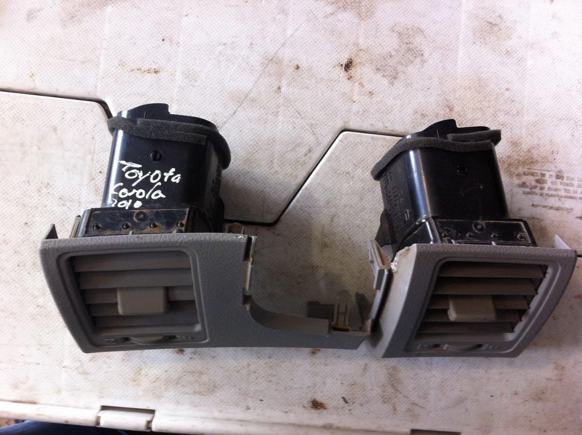 Rejillas de aire acondicionado de volvo s 40 2006 400 for Rejillas aire acondicionado regulables