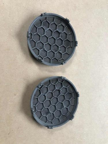 rejillas de bocina traseras pointer 2000 grises redondas