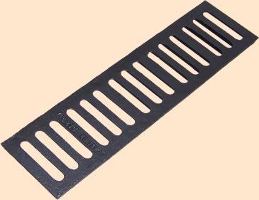 rejillas de desague para garage/piletas fundicion de hierro