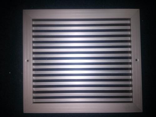 rejillas lineales difusores aire acondicionado ventilacion