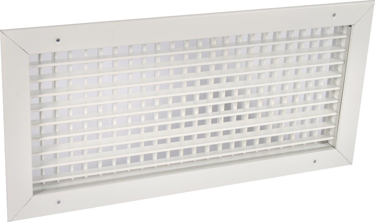 Rejillas para aires acondicionados bs en for Rejillas aire acondicionado regulables