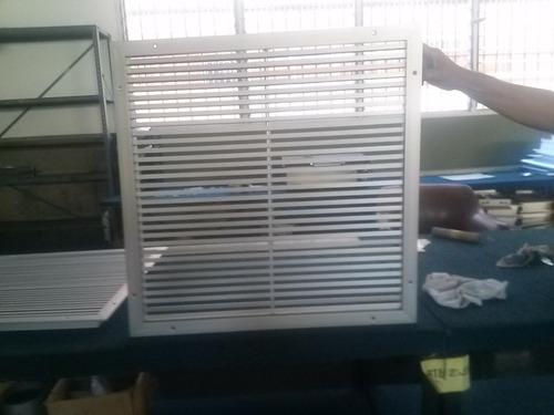 rejillas y difusores para aire acondicionado ventilacion