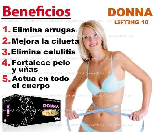 rejuvenece 10 años efecto lifting en todo el cuerpo promo