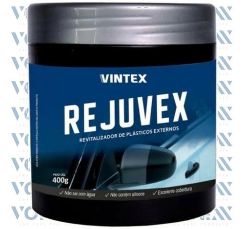 rejuvex revitalizador de plásticos externos vonixx (400g)