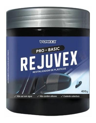 rejuvex revitalizador de plásticos vonixx (400g)
