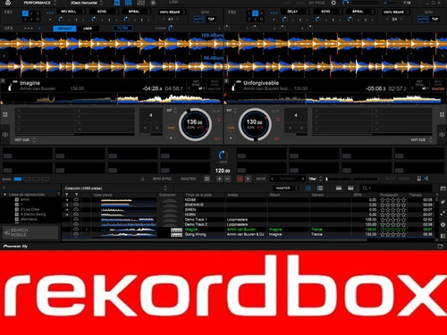 rekordbox dj premium plan + efectos + video