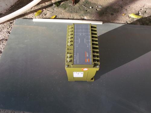 relê de segurança para acionamento de maquinas j2m coel