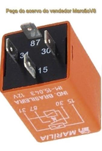 relê temporizador dos vidros eletricos opala comodoro 88 90