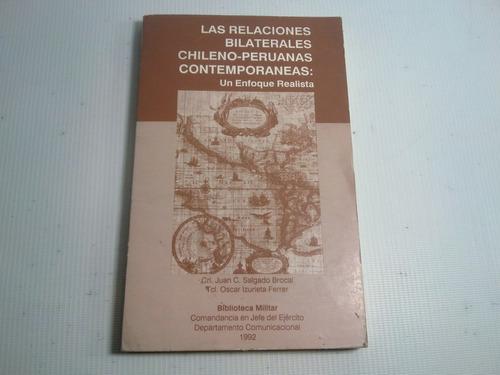 relaciones bilaterales chileno-peruanas contemporaneas 1992
