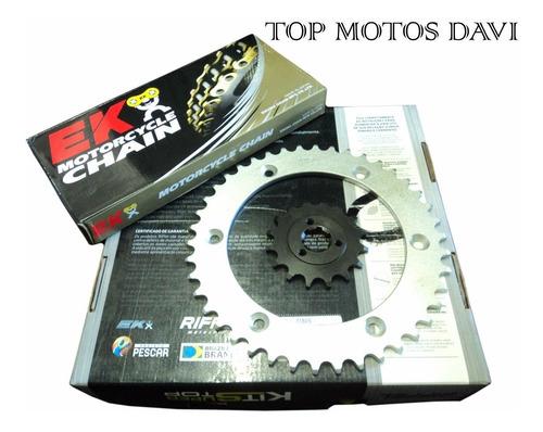relação completa moto suzuki dr 650 1990/95