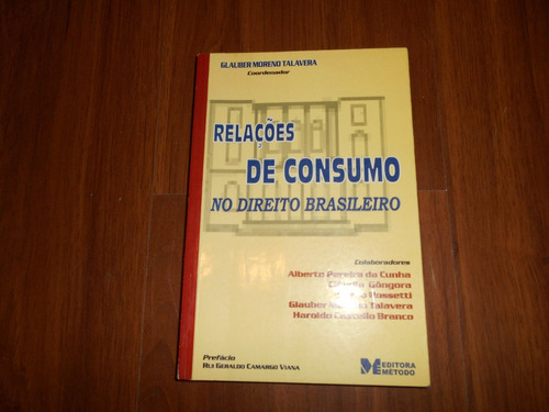relações de consumo no direito brasileiro - glauber moreno