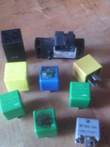 relais de corsa, originales,  (sin el sensor maf )