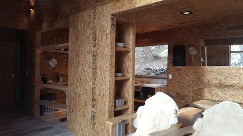 relajado acogedor loft de montaña - las pendientes, chapelco