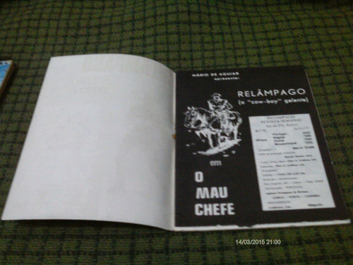 relampago n.72 faroeste ediçao de portugal 32 pg-raro - 1977