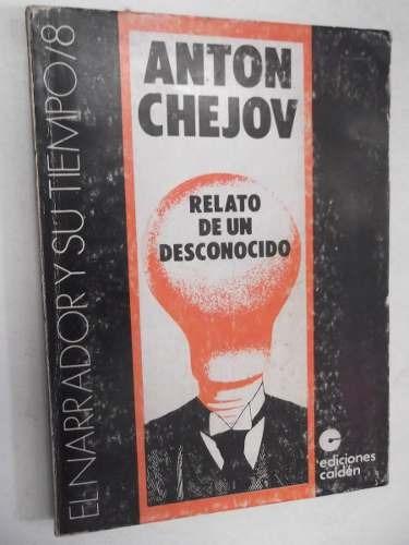 relato de un desconocido anton chejov