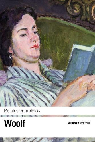 relatos completos, virginia woolf, ed. alianza