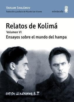 relatos de kolima vol. 6, varlam shalamov, minúscula