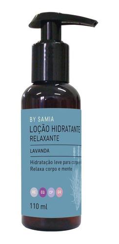 relaxante hidratante (lavanda) 110 ml