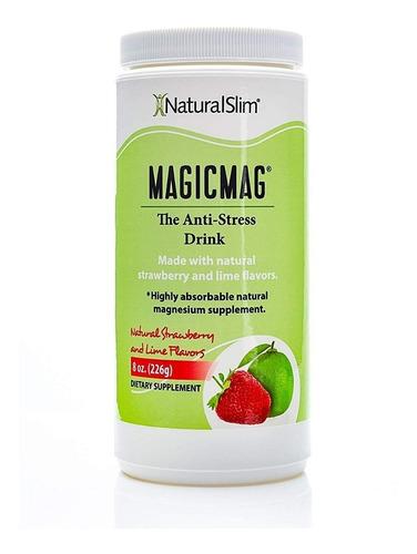 relaxslim anti stress drink - polvo de citrato de magnesio