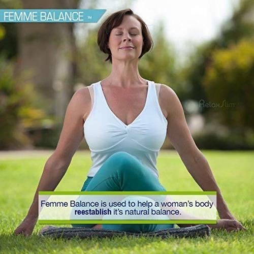 relaxslim femme balance crema formulada por especialista