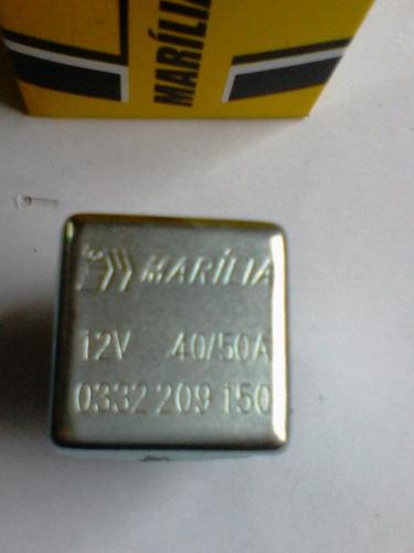 relay 5 patas 2 acciones 40-50a 12v marilia