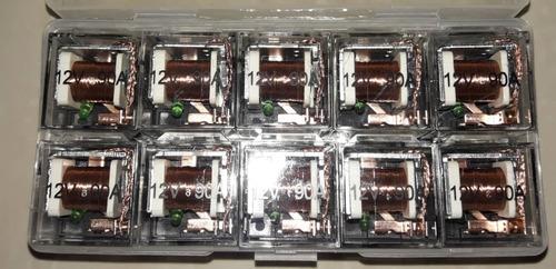 relay 5 patas transparente tipo bosh 80/90 amperios