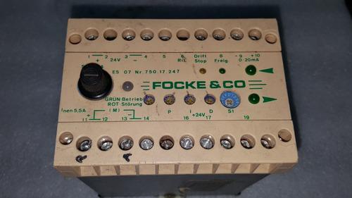 relay de segurida es 07 power industrial
