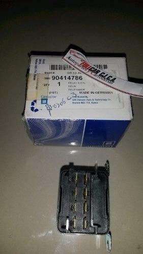 relay luces diurnas aveo optra original gm 90414786 f1c