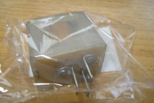 relay  (mini)  de  bocina  opel k-180  mirba  original nuevo