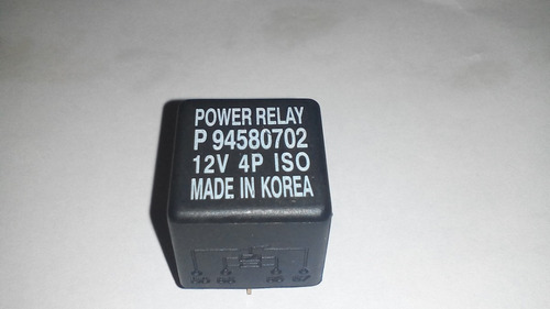 relay motor soplador corsa cielo lanos aveo parte  94580702