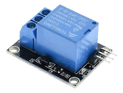 rele 1 canal 5v - automacao com arduino nodemcu esp32 sensor