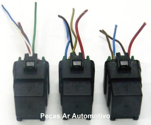 rele 5 pinos original gm silverado s10 blazer c/ conector