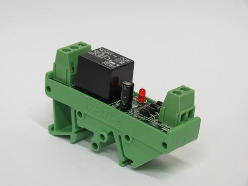 relé acoplador interface 12v, 24v, 127v e 220v