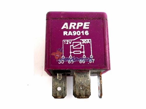relé auxiliar bomba combustível circuito eletr. de proteção