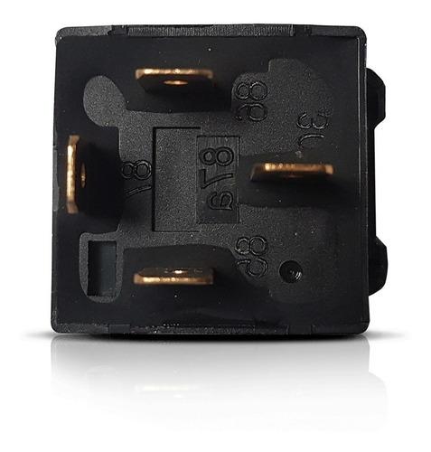 rele auxiliar universal elétrico 12v dc 1a